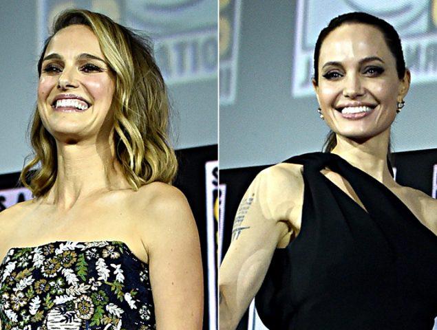 Jolie, Portman, Johansson… Marvel confirma que el futuro de su universo es femenino