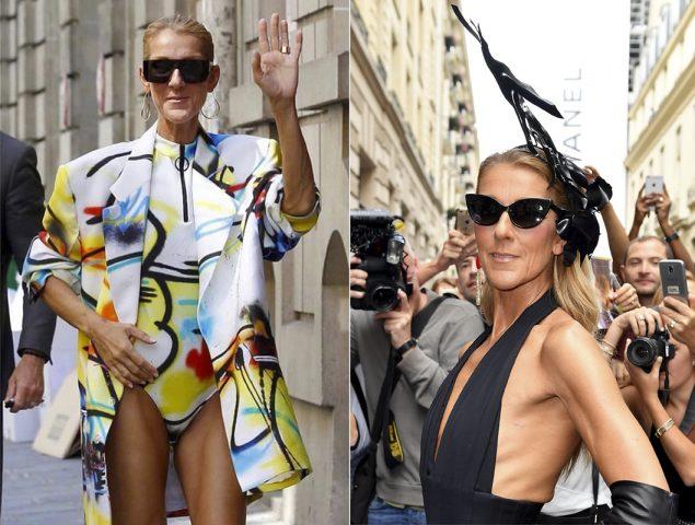 Así es cómo Celine Dion ha convertido la Alta Costura de París en una inteligentísima campaña promocional personal