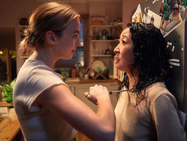 """Del """"arrodíllate"""", de 'Fleabag', al sexo en la librería, de 'Expiación': las escenas de cine y televisión que más excitan a las mujeres"""