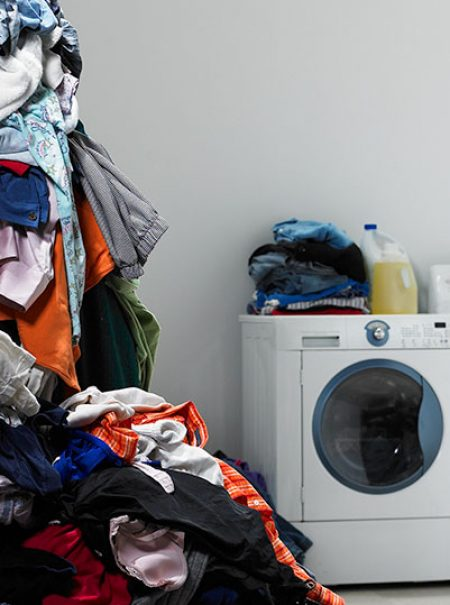 ¿Y si lavar la ropa es una pérdida de tiempo (y de energía)?