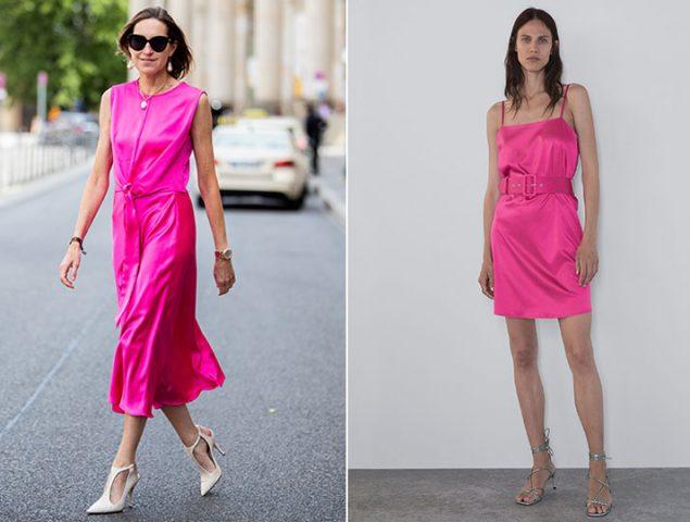 Manual práctico para vestir de rosa fucsia este verano