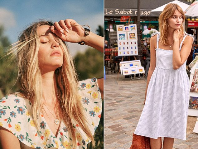 Sézane: de vender ropa usada en eBay a tener listas de espera de 30.000 personas