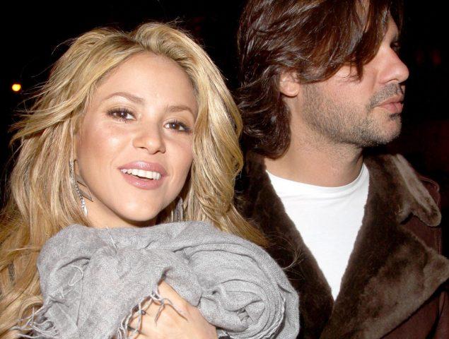 La elegante despedida de Shakira a Fernando de la Rúa, su ex suegro