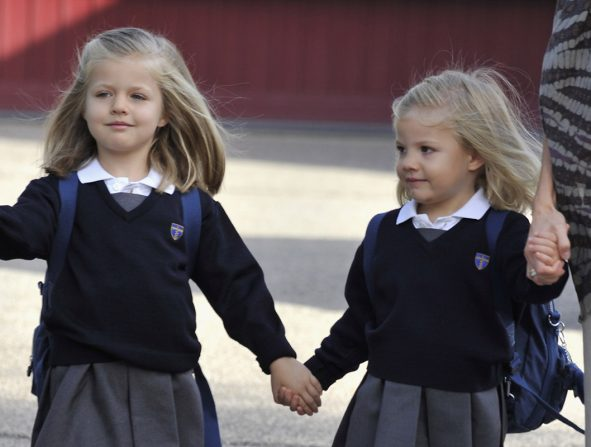 uniforme colegio