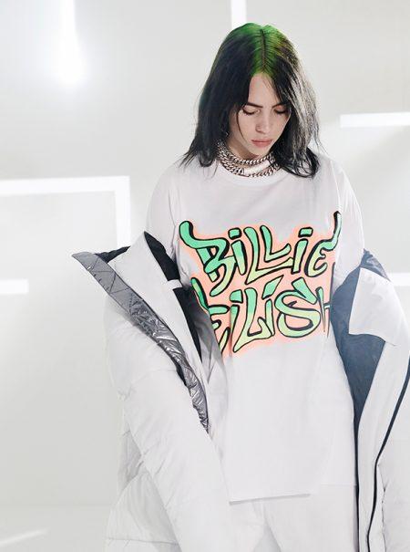 Todas las imágenes de la colección cápsula de Billie Eilish para Bershka