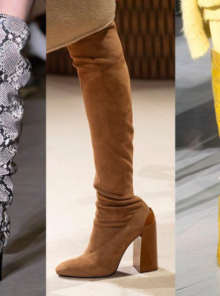 Las 15 botas altas más deseadas de nueva colección
