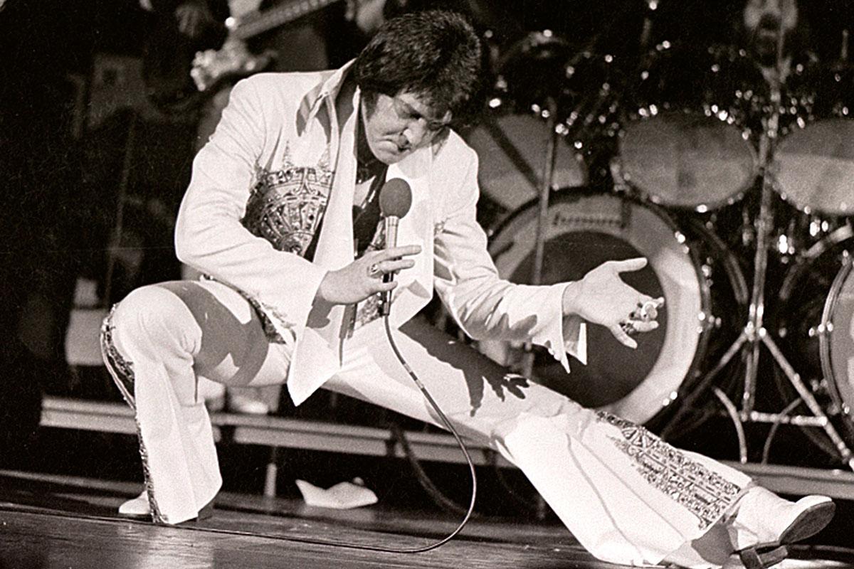 Netflix producirá serie de dibujos animados sobre Elvis Presley
