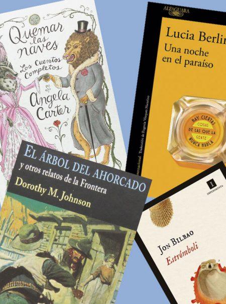 Lecturas para septiembre: perderse en los relatos cortos de la mano de Jon Bilbao