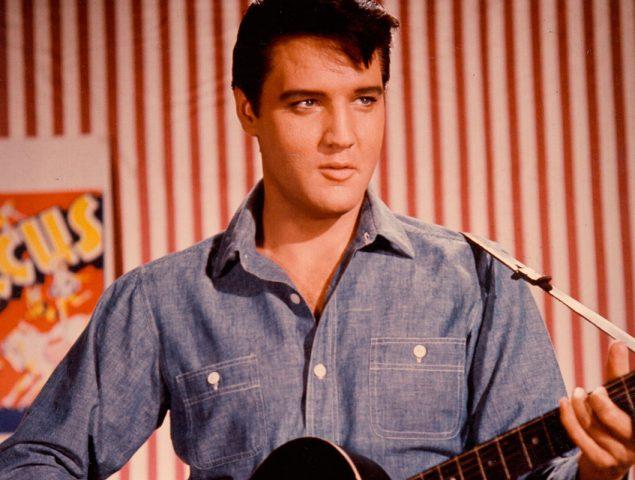 Elvis Presley llegará a Netflix… ¡Como dibujo animado!