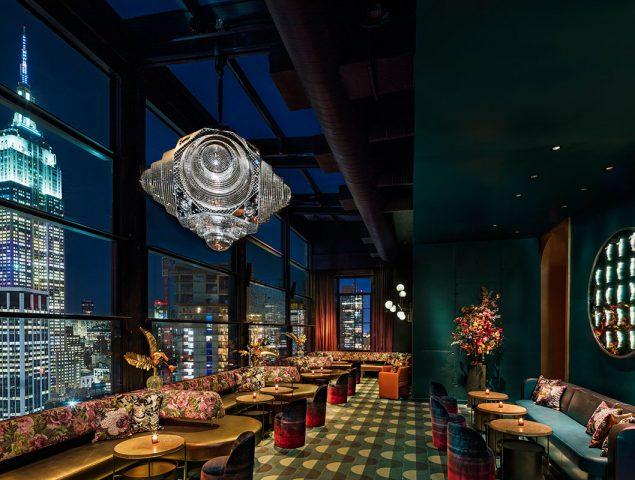 Madera, vistas y diseño: las claves de la escena hotelera de Nueva York