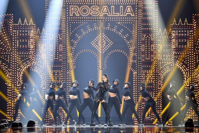 rosalia mtv awards