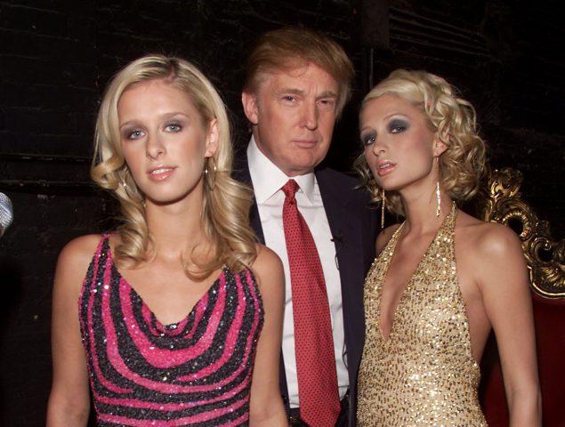 Melania enseñó a Trump el vídeo sexual de Paris Hilton: así empezó una obsesión