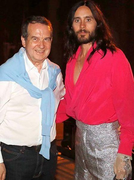 La imagen del verano: el alcalde de Vigo y Jared Leto juntos en Galicia