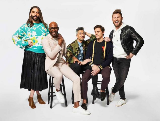 Por qué 'Queer Eye' ha merecido el enganche televisivo del verano
