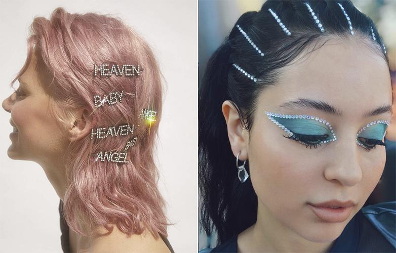 tendencia raya del pelo