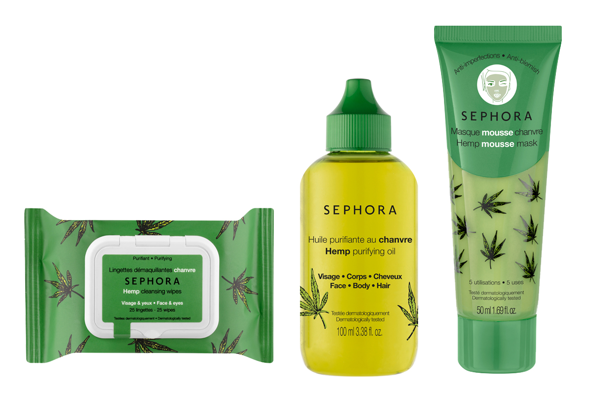 cosmetica cannabis