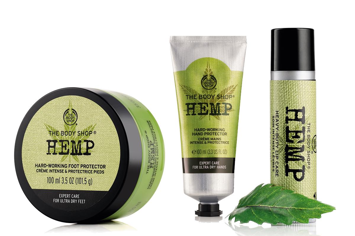Cosmetica de cannabis