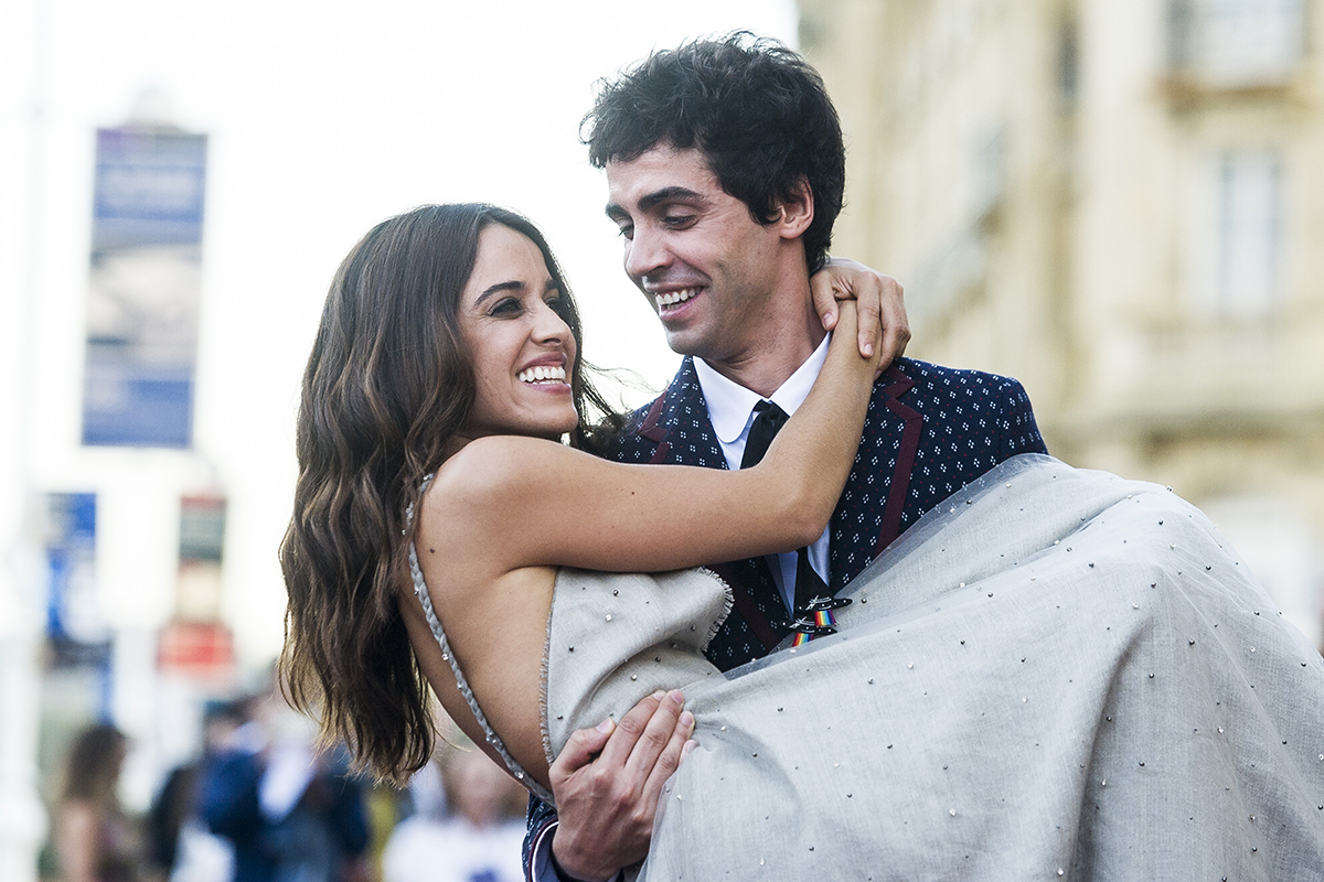 Macarena Garcia y Javier Ambrossi