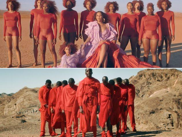 Lo ha vuelto a hacer: Beyoncé copia a un artista sudafricano en su último videoclip