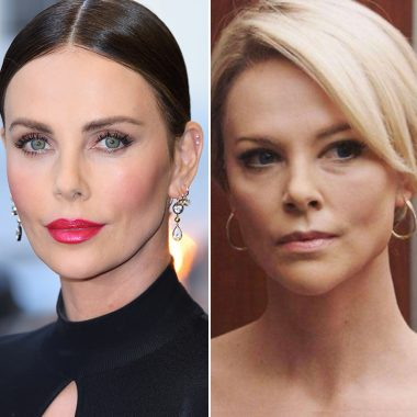 charlize theron bombshell
