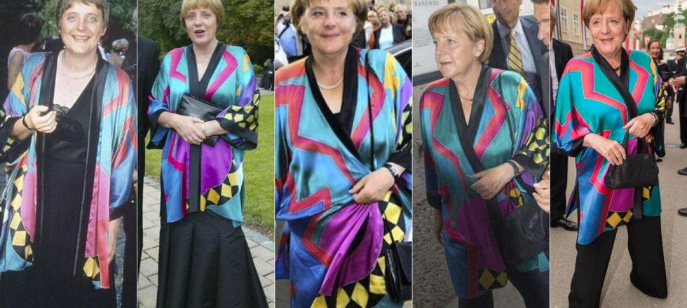 kimono merkel