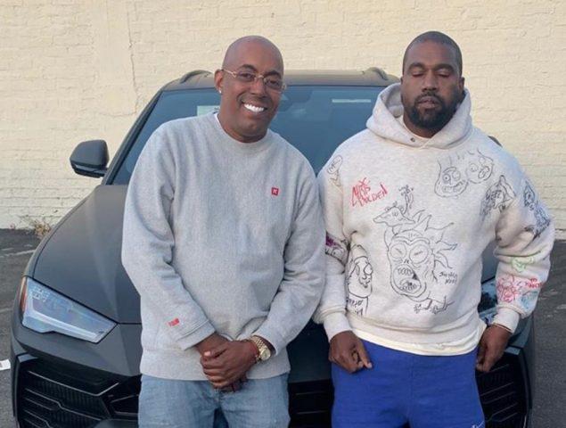 El regalo de cumpleaños viral: Kanye West sorprende a su antiguo manager con un Lamborghini de 265.000 euros