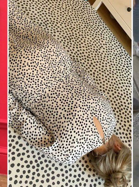 Las 12 imágenes más graciosas que nos ha dejado el vestido viral de Zara de este verano