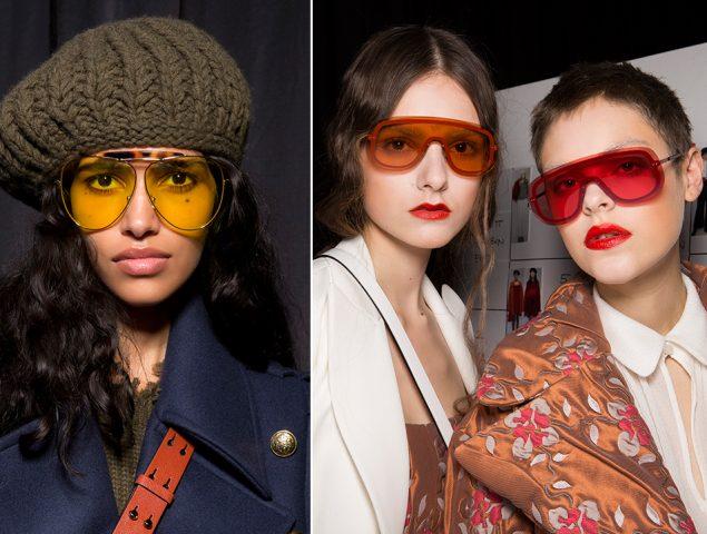 ¿Quieres una gafas de sol nuevas este otoño? Estos son los colores y formas que vienen