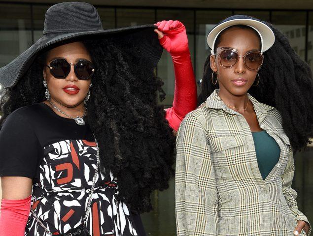 Excesivas, extravagantes y reivindicativas: así son las nuevas gemelas favoritas de la moda