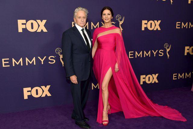 La alfombra roja de los premios Emmy 2019