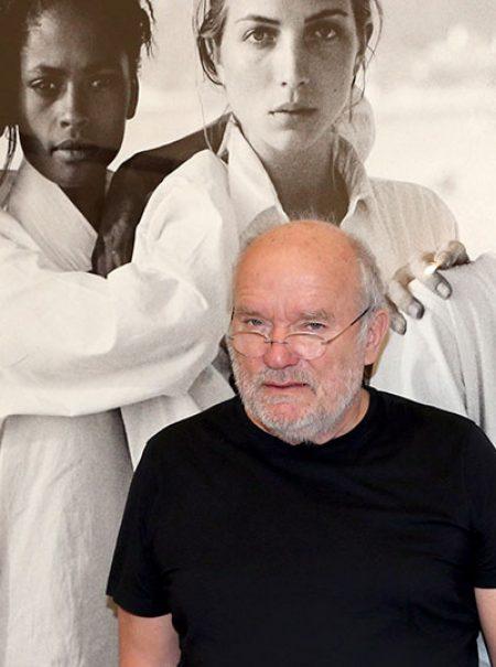 El legendario fotógrafo de moda Peter Lindbergh, 'creador' de las 'tops' de los noventa, ha muerto a los 74 años