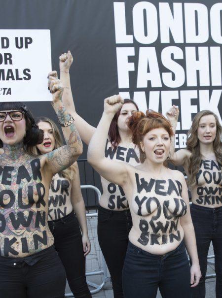 Boicot a Trump, Brexit y anticonsumo: comienzan las semanas de la moda más politizadas de la década