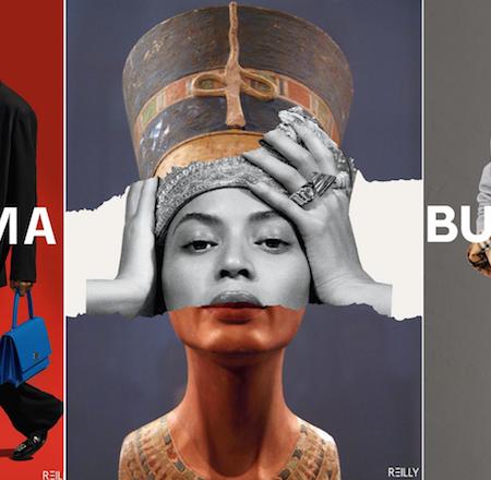 Hey Reilly: el diseñador gráfico que usa su Instagram para convertir la moda en alta política