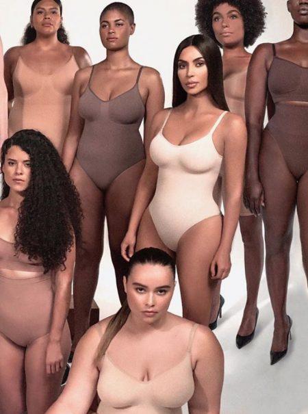 Así son las fajas con las que Kim Kardashian ha ganado dos millones de dólares en segundos