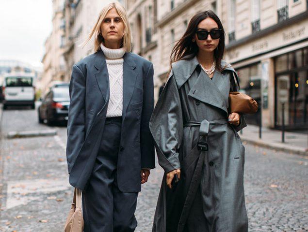 15 looks vistos en París que nos pondríamos hoy mismo para ir a trabajar