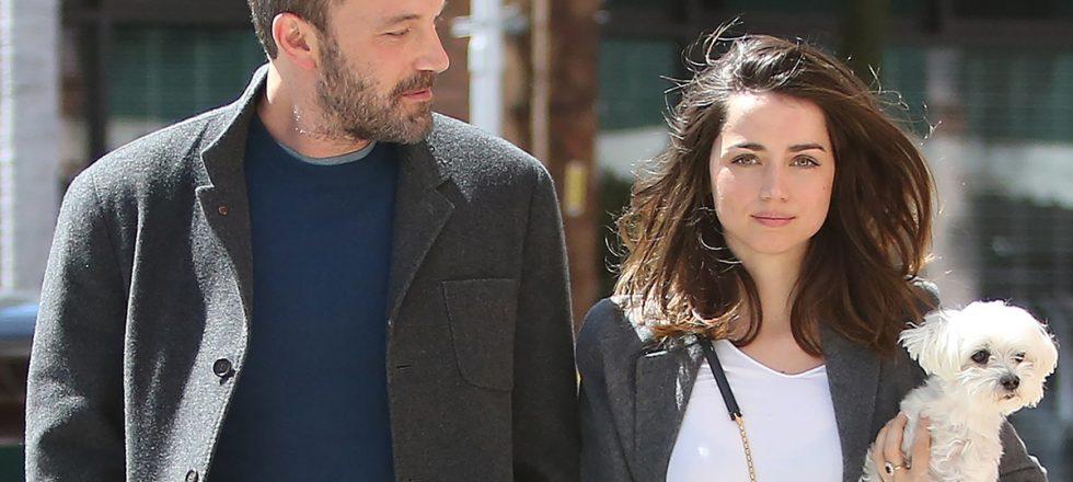 Ana de Armas y Ben Affleck pareja