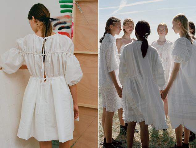 Cecilie Bahnsen, la desconocida marca nórdica que obsesiona a Zara