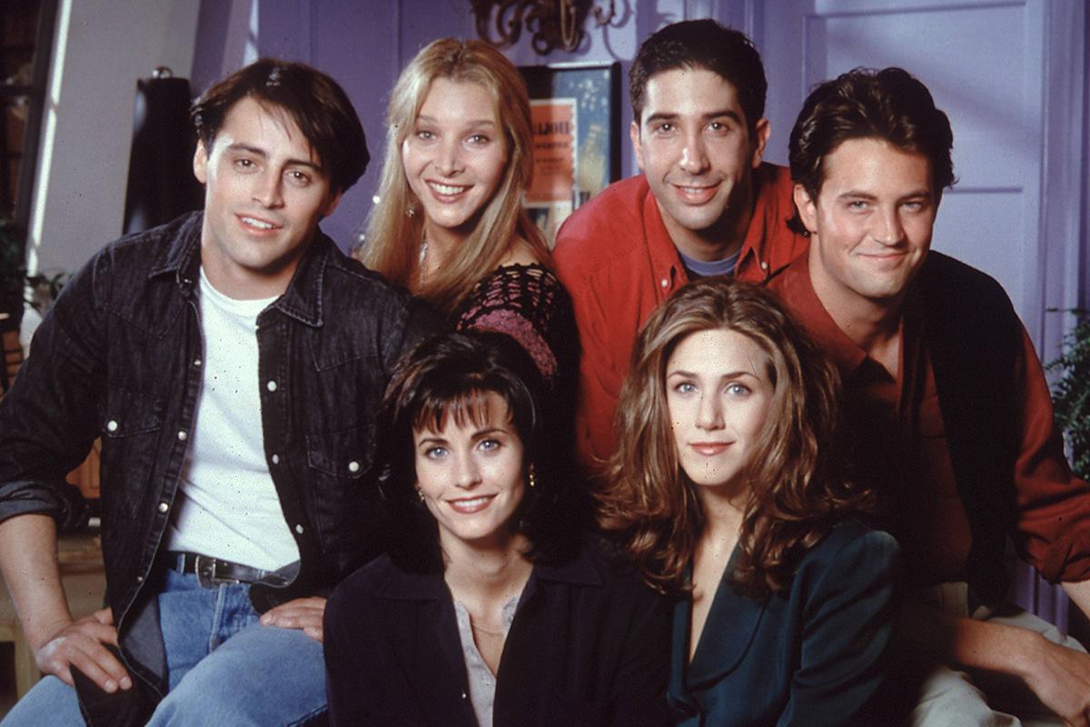 Lo mejor que le puede pasar a 'Friends' es que no vuelva jamás