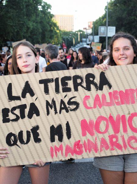 Así son y así piensan 'las Gretas Thunberg' españolas