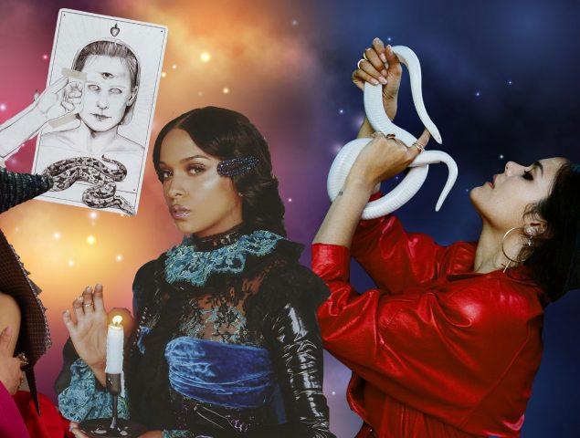 Tarot, brujas y vampiras: las mujeres del 'indie' se ponen místicas frente a la incertidumbre