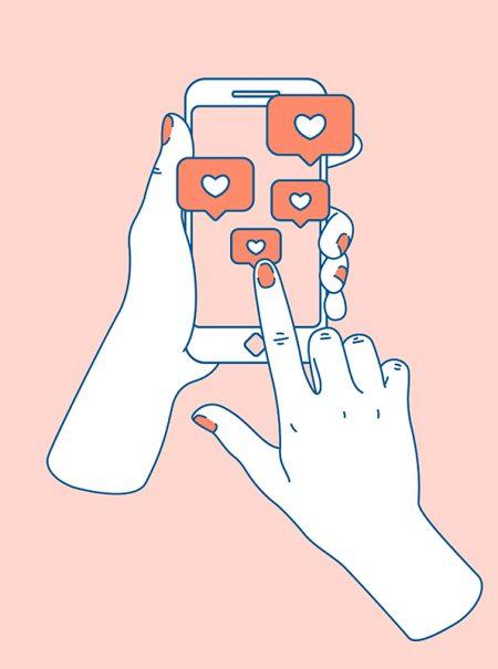 Adictos al 'like' y al 'match': ¿estamos cerca de dejar de decirnos te quiero a la cara?