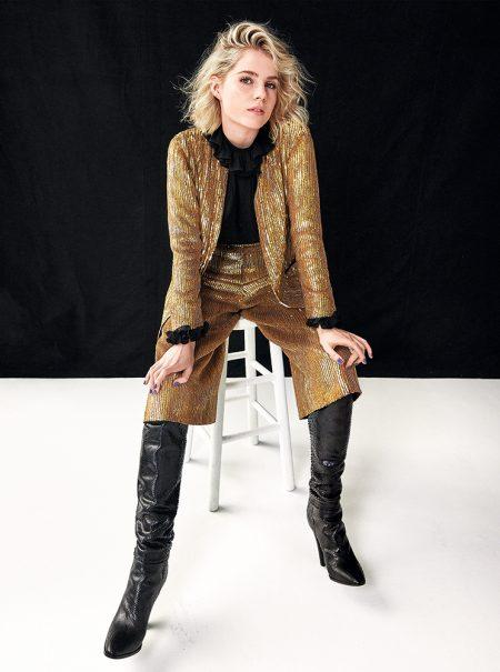 Lucy Boynton: «Me parece divertidísimo interpretar a una persona horrrible y perversa»