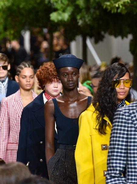 Michael Kors revisa el 'sportswear' americano