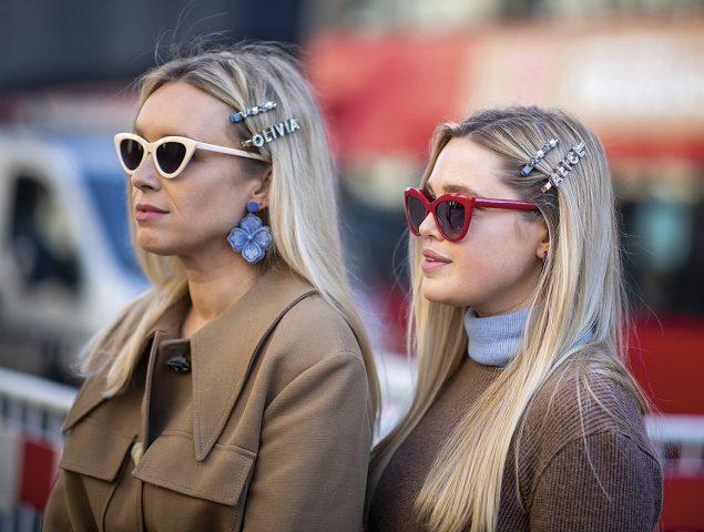 Estética e ideología: las horquillas en el pelo se lucen (y molan)