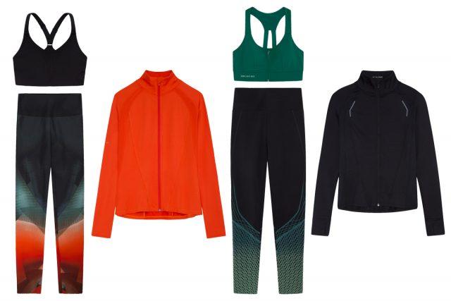 Así son las colecciones de yoga, 'fitness' y 'running' para tus próximos entrenos