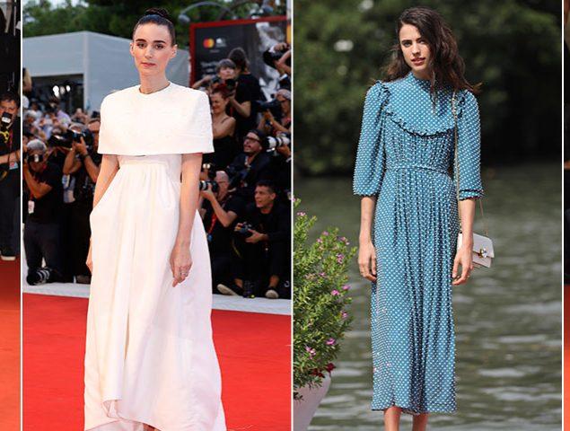 Colores pastel, vestidos de cuento y un caniche: Venecia se rinde al minimalismo naíf