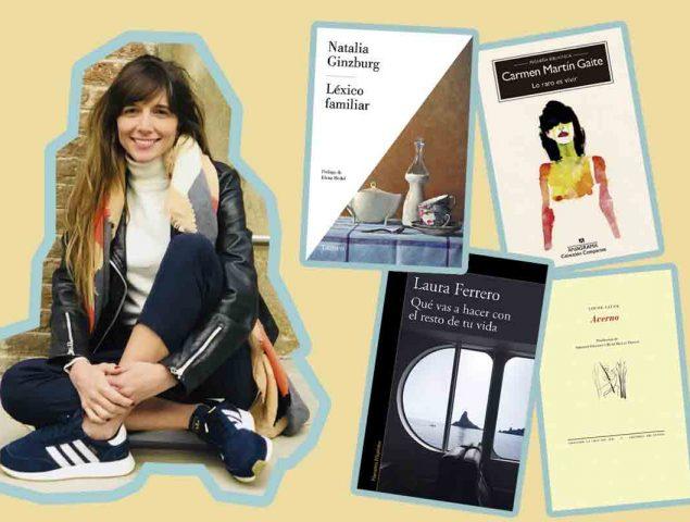 #LeoAutoras: Laura Ferrero y su reivindicación de la poesía, las dedicatorias y las memorias