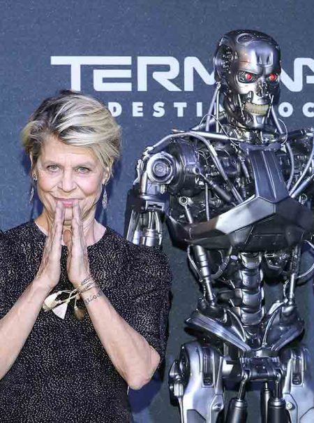 Linda Hamilton: «Nunca me sentí parte de Hollywood»