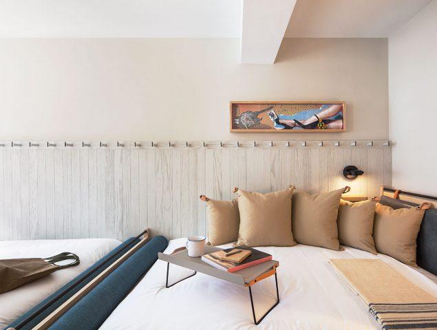 Seis hoteles para planear una escapada urbana este otoño