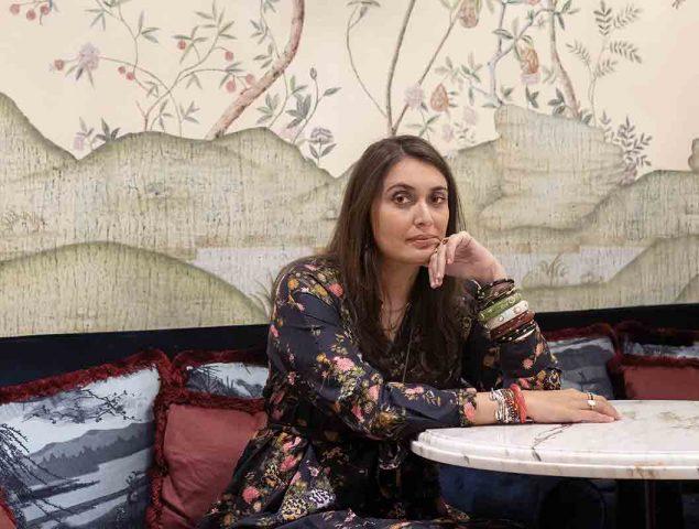 Laura Gonzalez, la interiorista del momento en París tiene nombre español